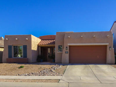 Sahuarita Single Family Home For Sale: 442 E Via Puente De Las Rosas