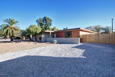 Tucson Single Family Home Active Contingent: 5562 E Towner Street