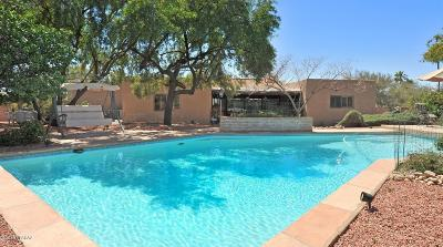 Tucson Single Family Home Active Contingent: 1130 W Safari Drive