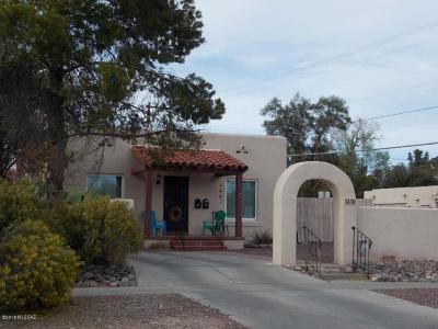 Pima County Single Family Home For Sale: 2439 E 3rd Street