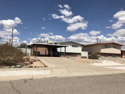 Tucson Single Family Home Active Contingent: 3220 W Calle Toronja
