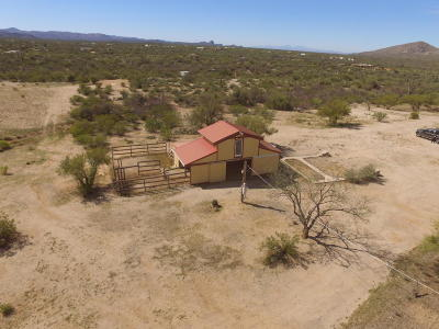 Residential Lots & Land For Sale: 43925 E Cadillac Wash Road