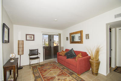 Pima County Condo Active Contingent: 1810 E Blacklidge #123