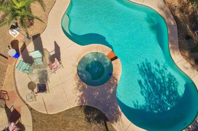 Marana Single Family Home Active Contingent: 12455 N Pinnacle Vista Court