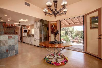 Tucson Single Family Home For Sale: 2615 W Casas Drive