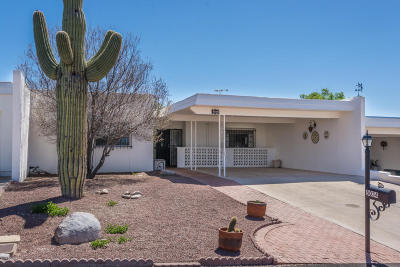 Tucson Townhouse For Sale: 5034 N Campana Drive