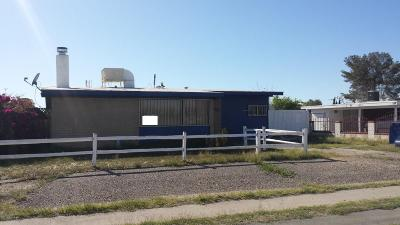 Pima County, Pinal County Single Family Home Active Contingent: 3242 S Kolb Road