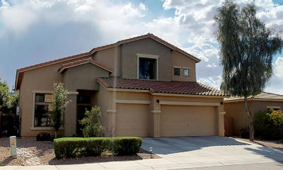 Tucson Single Family Home Active Contingent: 7513 W Shining Amber Lane