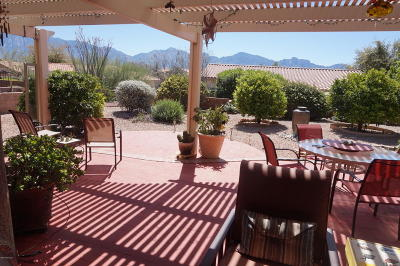 Oro Valley Single Family Home Active Contingent: 14680 N Sun City Boulevard