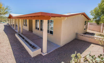 Tucson Single Family Home For Sale: 7959 N 1st Avenue
