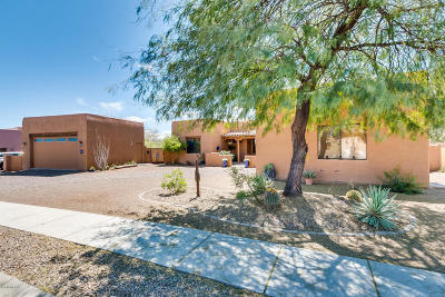 Sahuarita Single Family Home Active Contingent: 1545 W Placita Rio Pecos