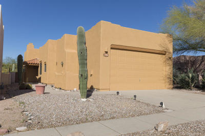 Oro Valley Single Family Home For Sale: 11849 N Copper Butte Drive