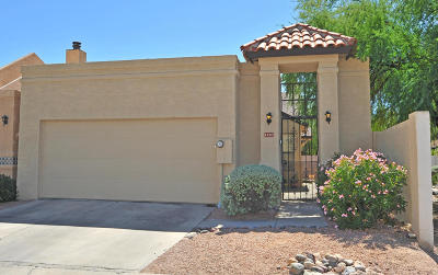 Tucson Townhouse Active Contingent: 1437 W Calle Gallego