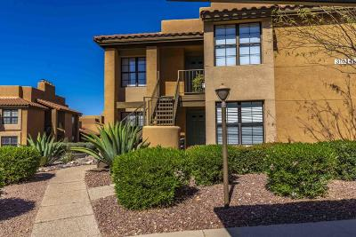 Tucson Condo For Sale: 6651 N Campbell Avenue #109