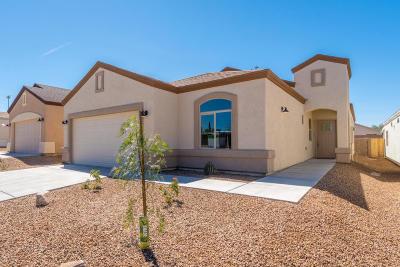 Tucson Single Family Home Active Contingent: 3730 S Manitoba Avenue