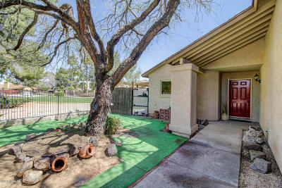 Tucson Single Family Home For Sale: 4658 N Courtney Drive