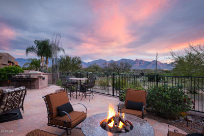 Oro Valley Single Family Home Active Contingent: 1089 W Mulligan Drive
