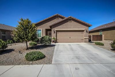 Marana Single Family Home Active Contingent: 11382 W Folsom Point Drive