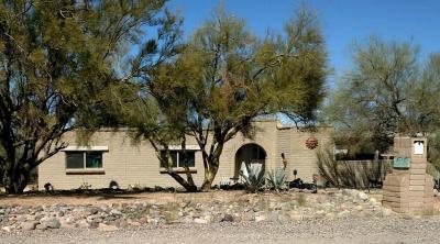 Tucson Single Family Home For Sale: 7145 N Pomona Road