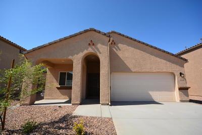 Marana Single Family Home For Sale: 9128 W Blue Saguaro Street