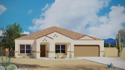 Marana Single Family Home For Sale: 9906 N Saguaro Bloom Way