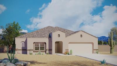 Marana Single Family Home For Sale: 8829 W Saguaro Skies Road