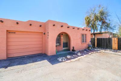 Tucson Condo Active Contingent: 905 E Mesquite Drive