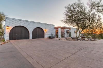 Tucson Single Family Home For Sale: 6541 N Camino Abbey