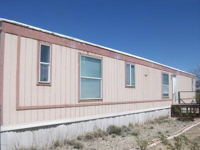 Catalina, Corona De Tucson, Green Valley, Marana, Oro Valley, Sahuarita, South Tucson, Tucson, Vail Manufactured Home For Sale: 5420 E Mouse Trail