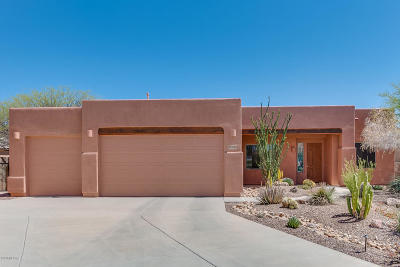 Marana Single Family Home Active Contingent: 12940 N Ocotillo Bluff Place