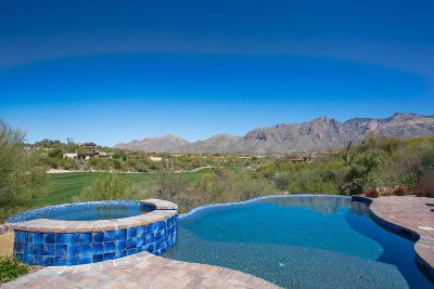 Single Family Home Active Contingent: 5911 N Camino Preciado