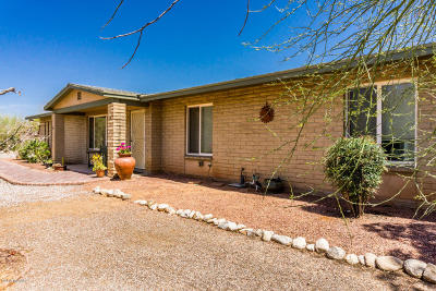 Tucson Single Family Home Active Contingent: 730 W Paseo Norteno
