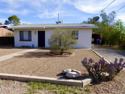 Tucson Single Family Home Active Contingent: 3414 E Camden Street