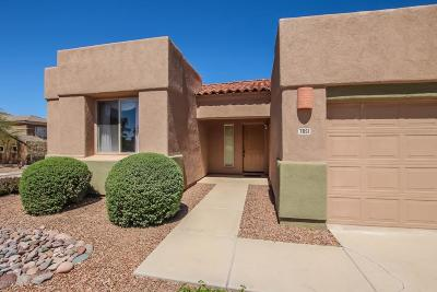 Pima County Single Family Home For Sale: 7851 E Pristine Place