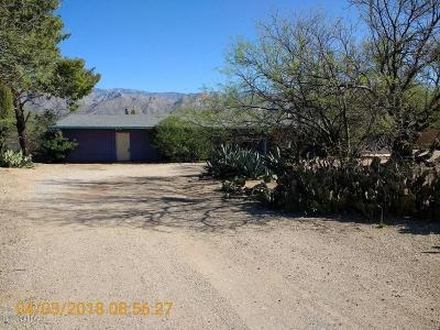 Tucson Single Family Home Active Contingent: 8981 E Indian Bend