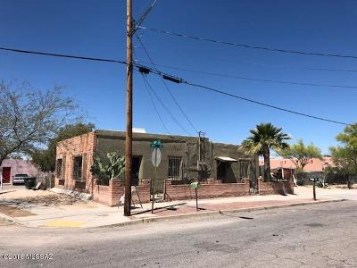 Tucson Residential Income For Sale: 1348 S 9th Avenue