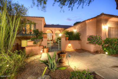 Tucson Single Family Home For Sale: 6487 N Desert Breeze Court