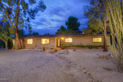 Oro Valley Estates Single Family Home For Sale: 830 W Landoran Lane