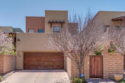 Tucson Single Family Home For Sale: 272 E Croydon Park Road