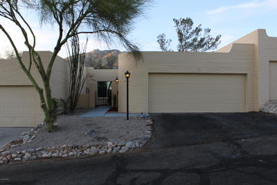 Tucson Townhouse For Sale: 5731 E Paseo Del Cenador