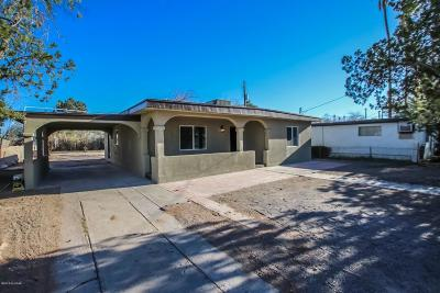 Pima County, Pinal County Single Family Home For Sale: 925 E South Street