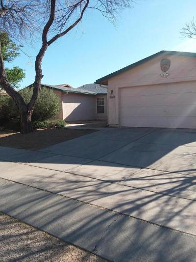 Tucson Single Family Home For Sale: 7910 S Tarbela Avenue