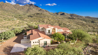 Rio Rico Single Family Home For Sale: 195 Camino Mar