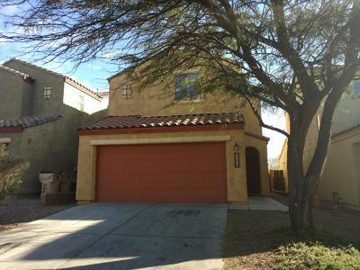 Catalina, Corona De Tucson, Green Valley, Marana, Oro Valley, Sahuarita, South Tucson, Tucson, Vail Single Family Home Active Contingent: 14343 S Camino El Galan