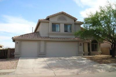 Single Family Home Active Contingent: 10588 E Heartleaf Willow Drive