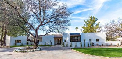 Single Family Home Active Contingent: 6225 E Calle Alta Vista
