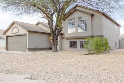 Single Family Home For Sale: 7391 S Via Promontorio