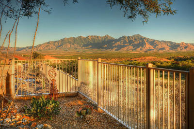 Green Valley  Single Family Home For Sale: 2049 W Cactus Run Drive