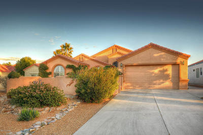 Green Valley  Single Family Home For Sale: 687 W One Wood Place