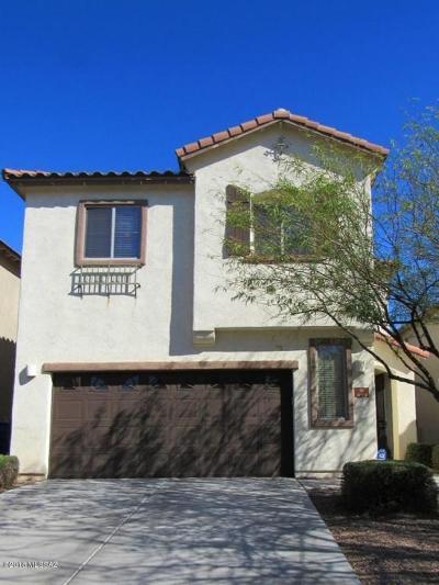 Sahuarita Single Family Home For Sale: 459 E Calle Escora